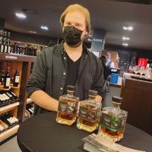 Whisky Weeks 2021 at Alsterhaus in Hamburg (Single Malt Scotch Whisky Cocktails Event Festival Tasting BarleyMania)